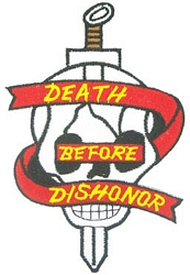 Death Before Dishonor Patches